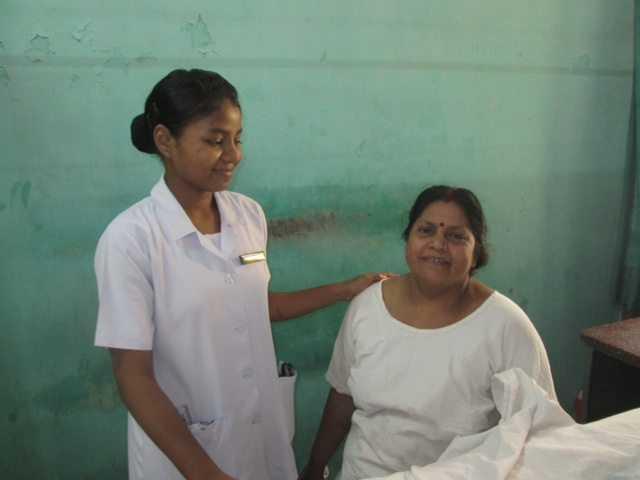 From Navjyoti School to a rewarding life of nursing