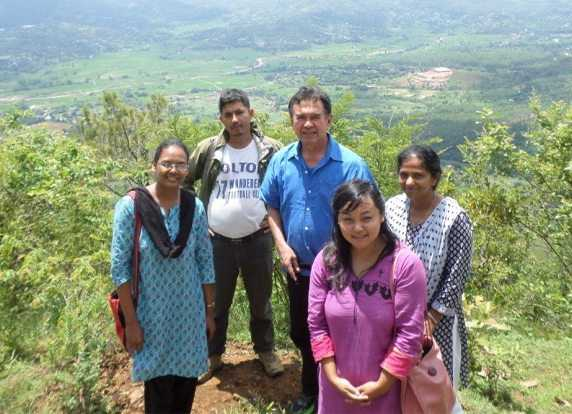 Ministering to remote Nepali villages after earthquakes