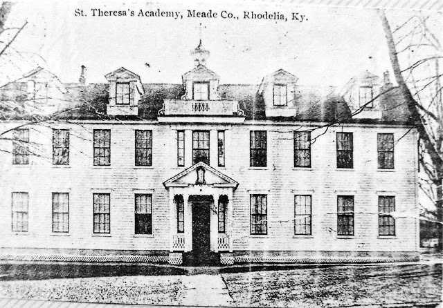 Old St. Theresa Academy of Rhodelia — Gone but not forgotten