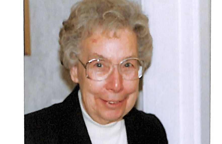 Sister Mary Elaine Zehnder: An Interview