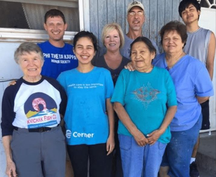 Volunteers complete mission in Montana