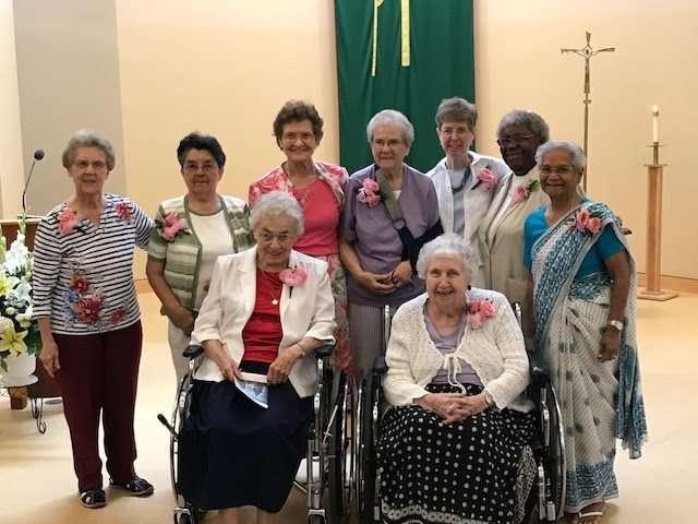 Jubilee celebration at Nazareth Home