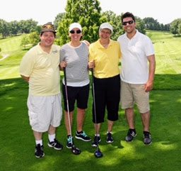 Sisters golf for Vincentian Collaboration