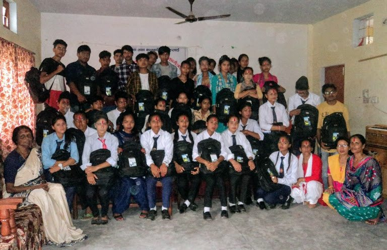 Educational support for children in Surkhet