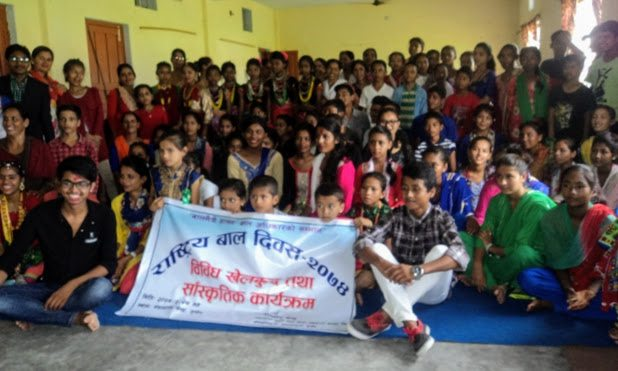 Bal Divas – Children's Day in Nepal