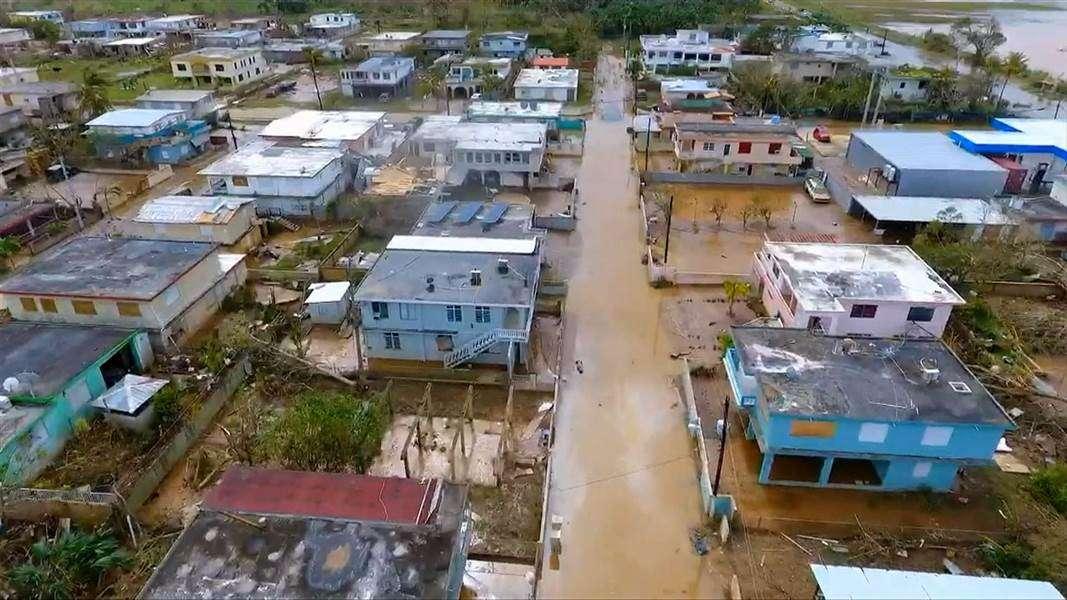 Praying for Puerto Rico