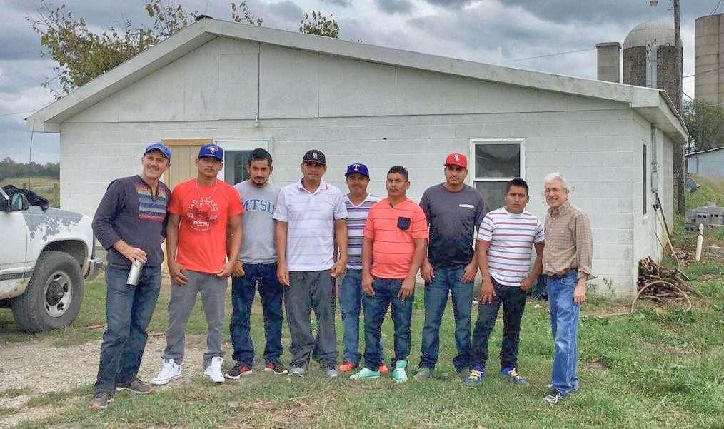 On strike: migrant workers on visa program claim unfair pay