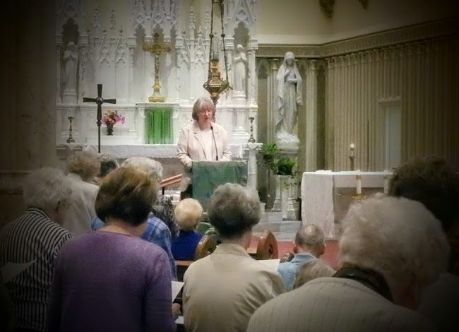 Michelle Grgurich, SCN – 25th Jubilee Reflection