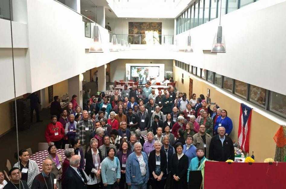 At conference, congregations embrace diversity, commit to developing fellowship