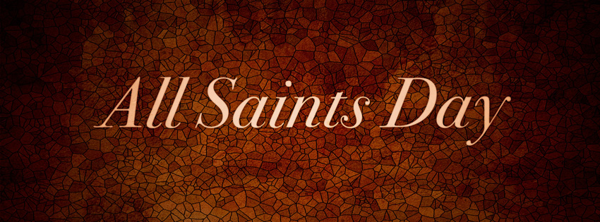 All Saints Day reflection by Sister Paula Merrill