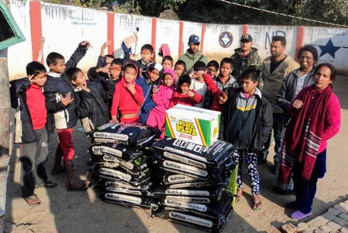 Navjyoti Center reaches out to street children in Surkhet