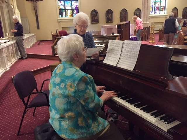 Restored piano returns to Nazareth