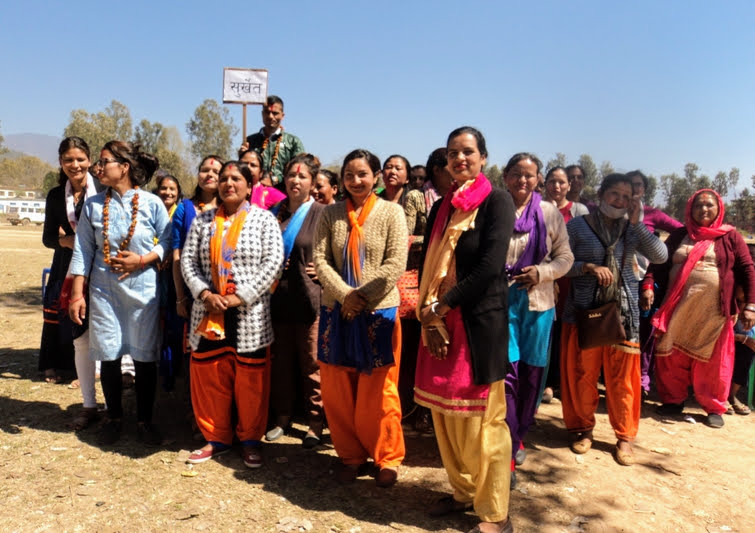 International Women's Day 2018, Surkhet, Nepal