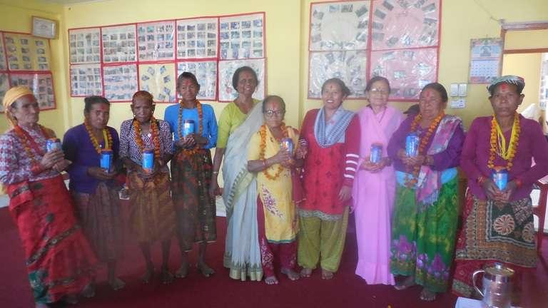 Foundation Day of Navjyoti Cooperative, Surkhet
