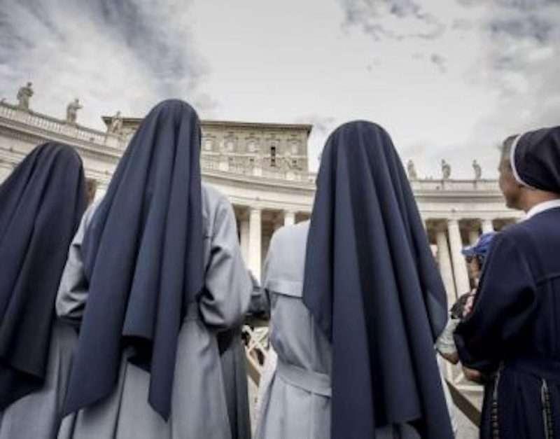 Nun servants, Indians speak up