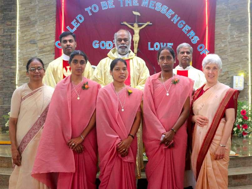 Celebrating lifetime commitment to religious life
