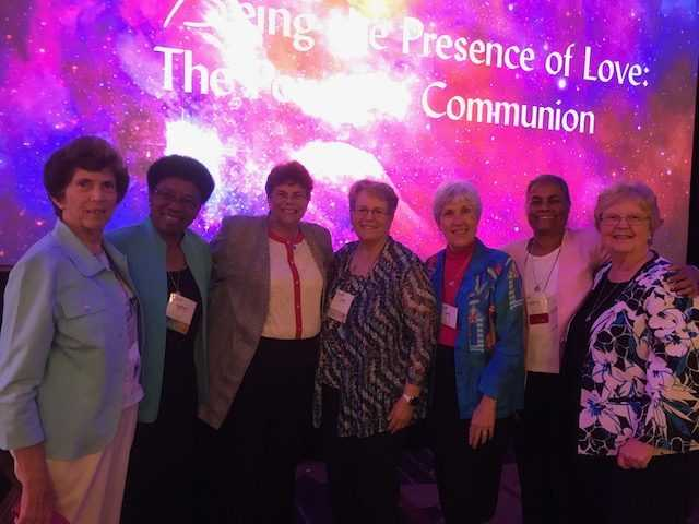 SCNs at LCWR – Being the Presence of Love: The Power of Communion