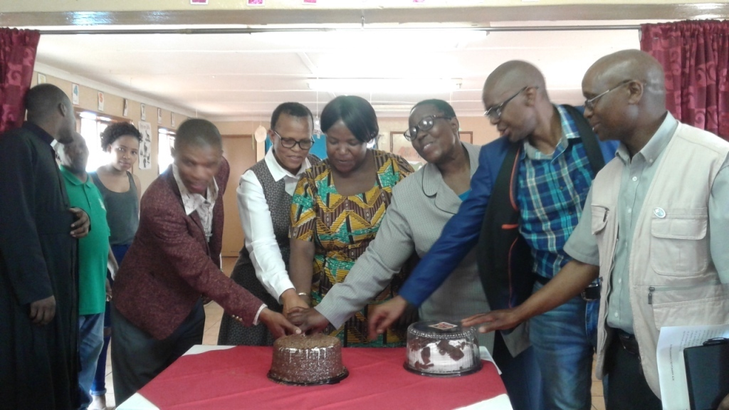 Associate formation day in Botswana