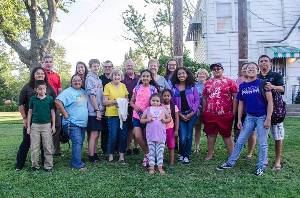 Doors to Hope awarded $7,000
