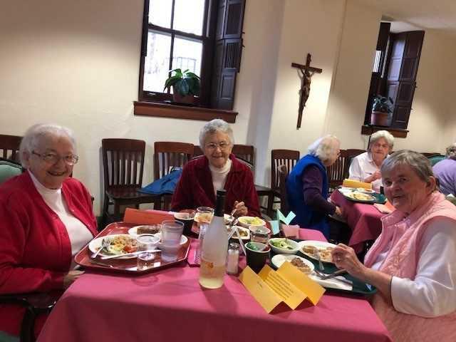 Sisters celebrate 60 & 70 years