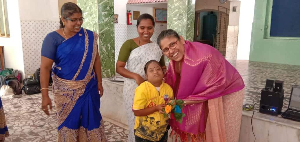 A visit to Asha Deepam