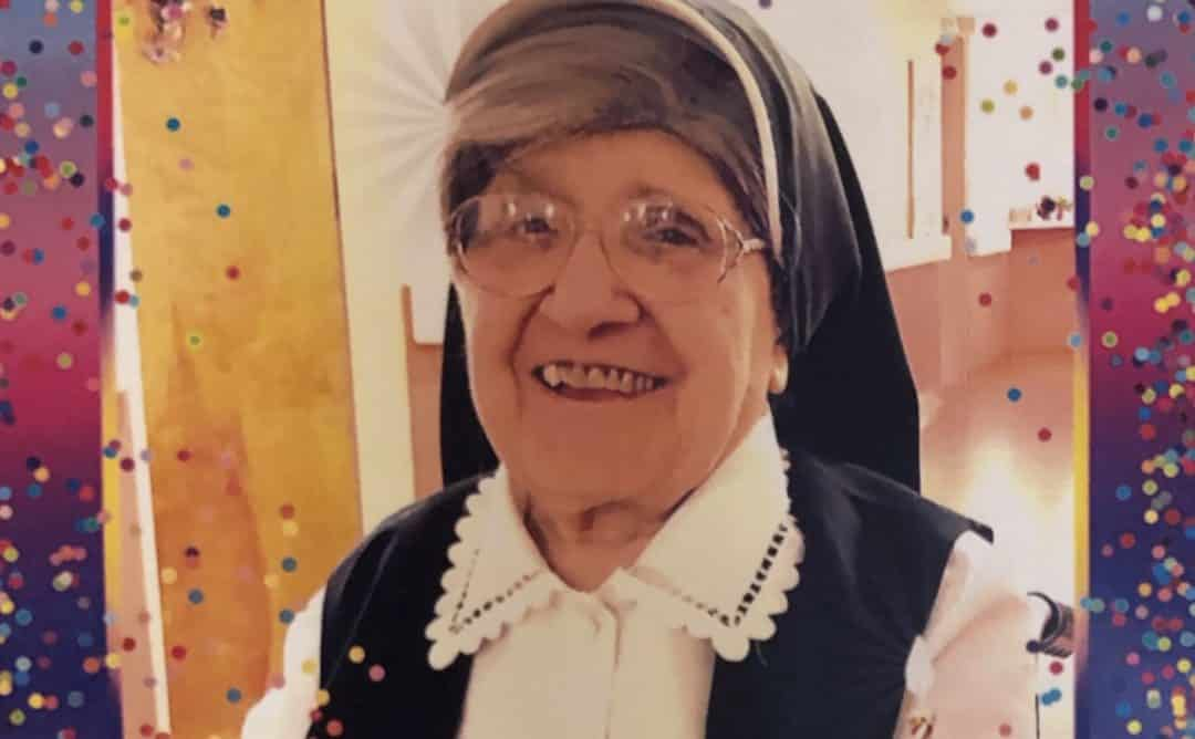 Sister Mary Clement's 103rd birthday