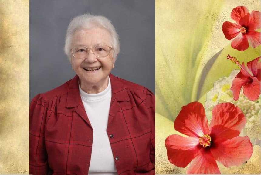 Sister Paschal Maria Fernicola: A Profile