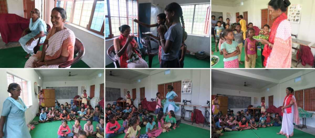 Welcome from the Navjyoti Tuition Center | Sisters of