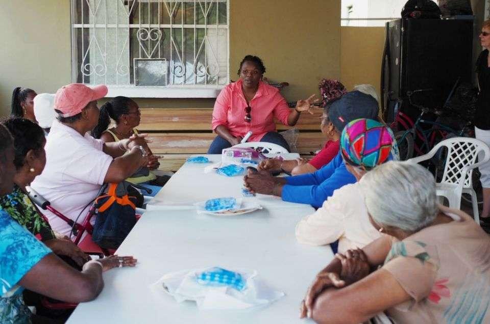 Sister Carlette in Global Sisters Report