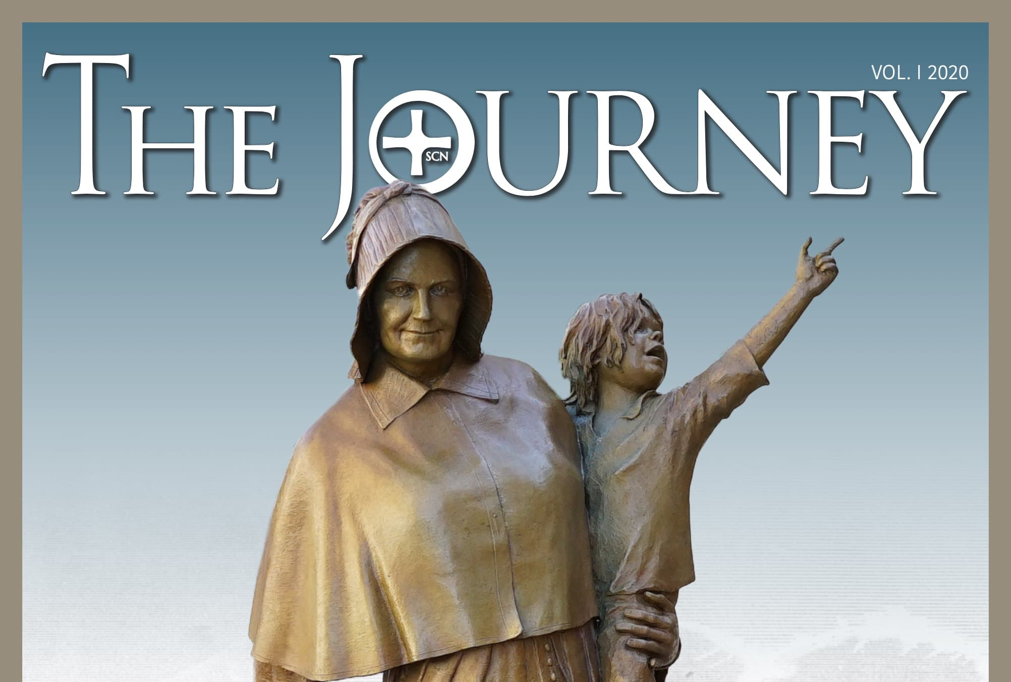 Read the latest issue of The Journey