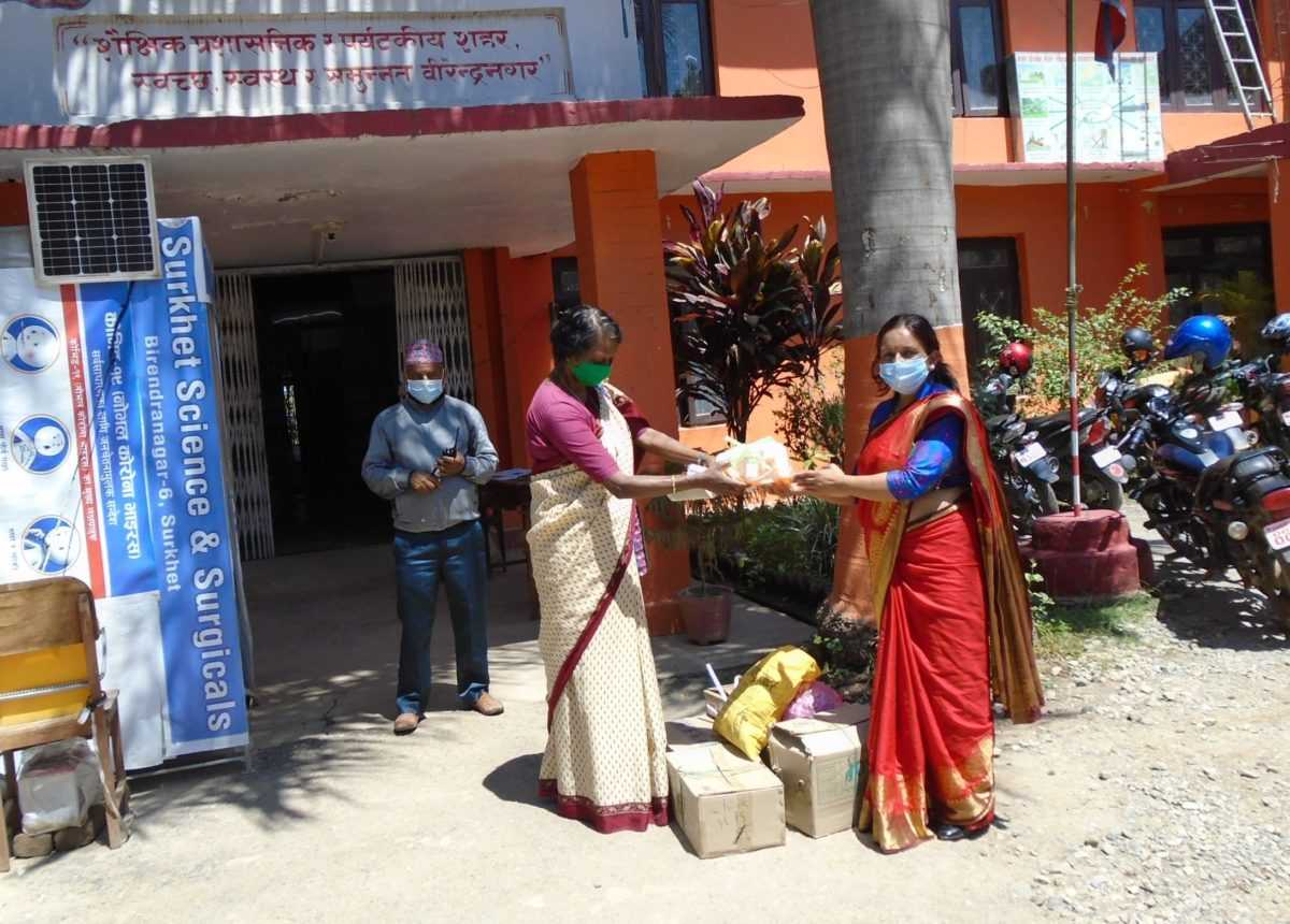 World Environment Day in Surkhet