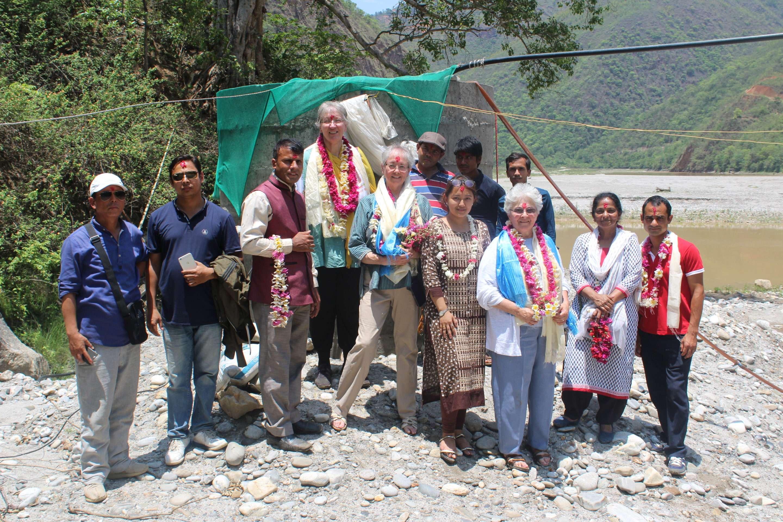Nepal water project