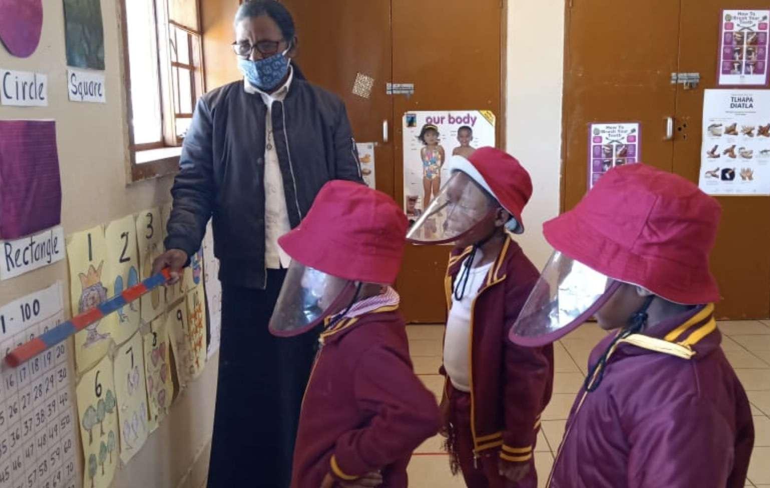 Sisters' preschools resume in Botswana