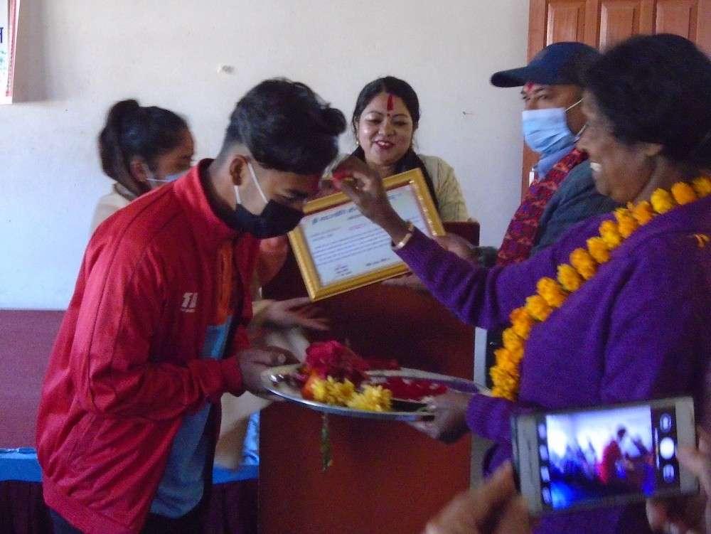 International Children's Day Celebration in Surkhet