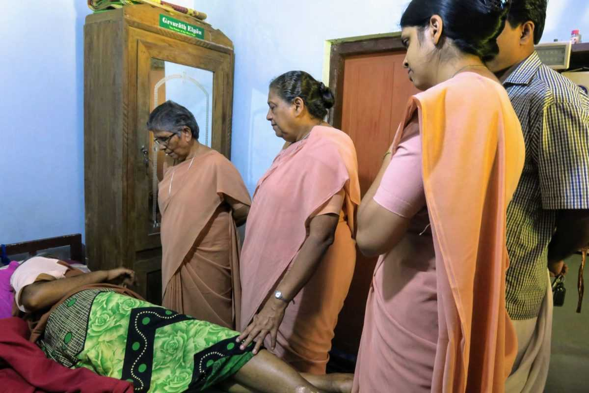 Compassionate presence in Kallanode