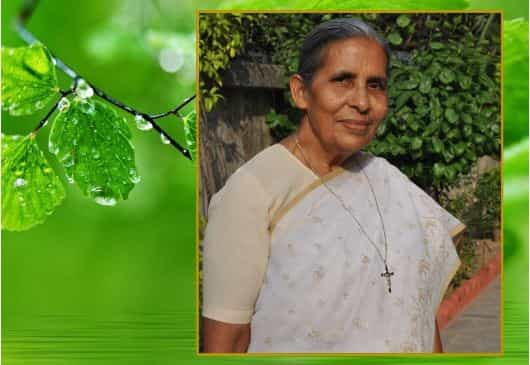 Remembering Sister Xavier Valiakunnackal, SCN: A Valiant Woman of God
