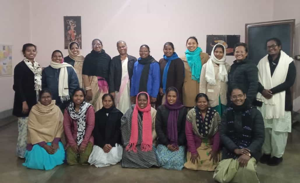 Sisters 'Under 55' Gather in Mokama