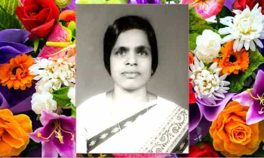 Remembering Sister Preeti Chalil: A Missionary to the Very End… Martyred