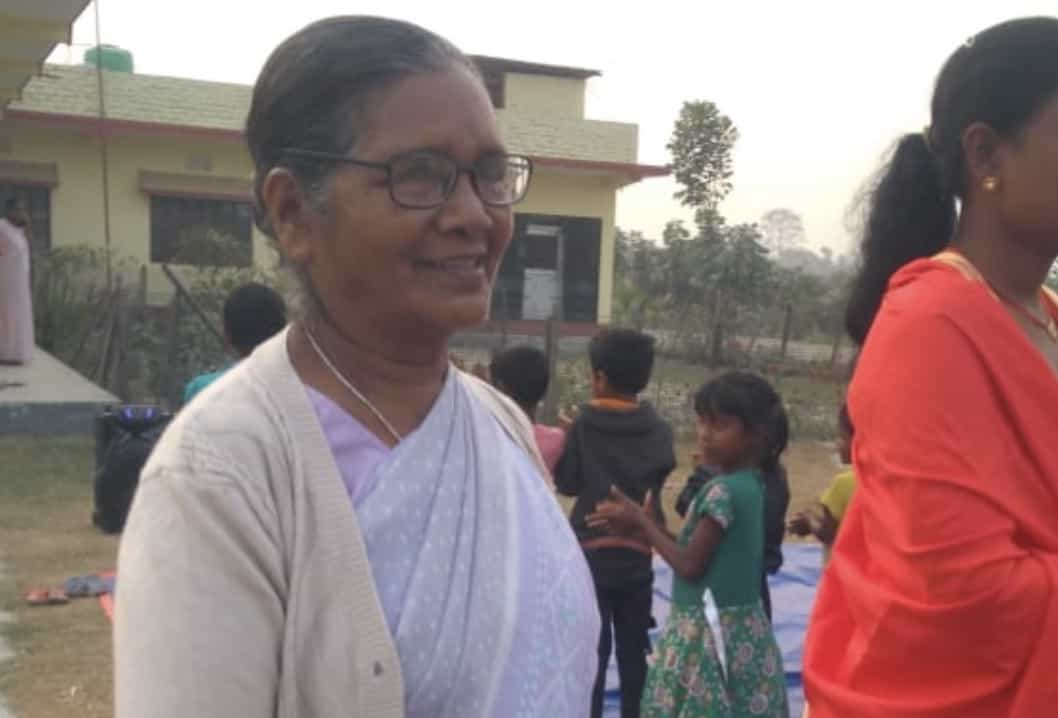 Pioneer of Navjyoti bids farewell to the beloved people of the Laukahi ministry