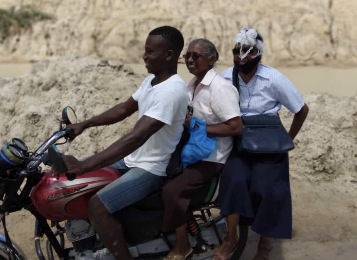 Sisters visit outstations in Kenya