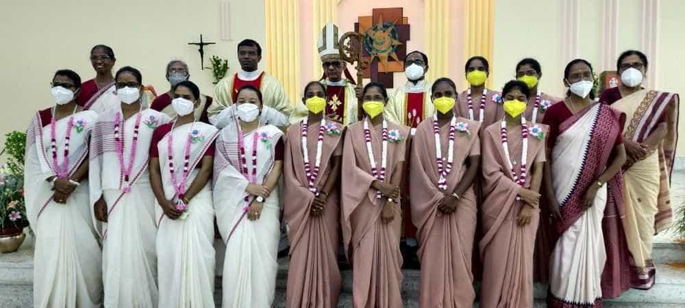 Vows taken in Mokama