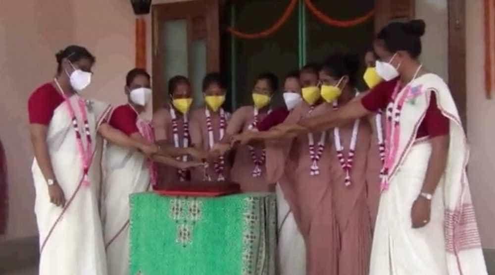 Vows taken in Mokama – Video