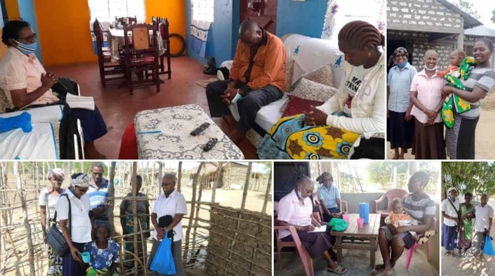 Sisters enter into pastoral ministry in Kenya
